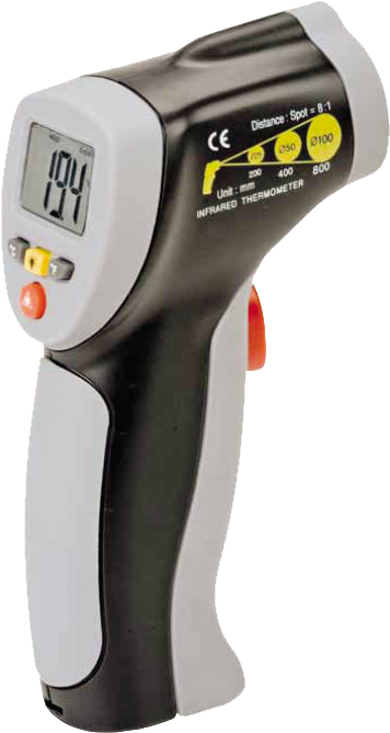 Infrared-Thermometer