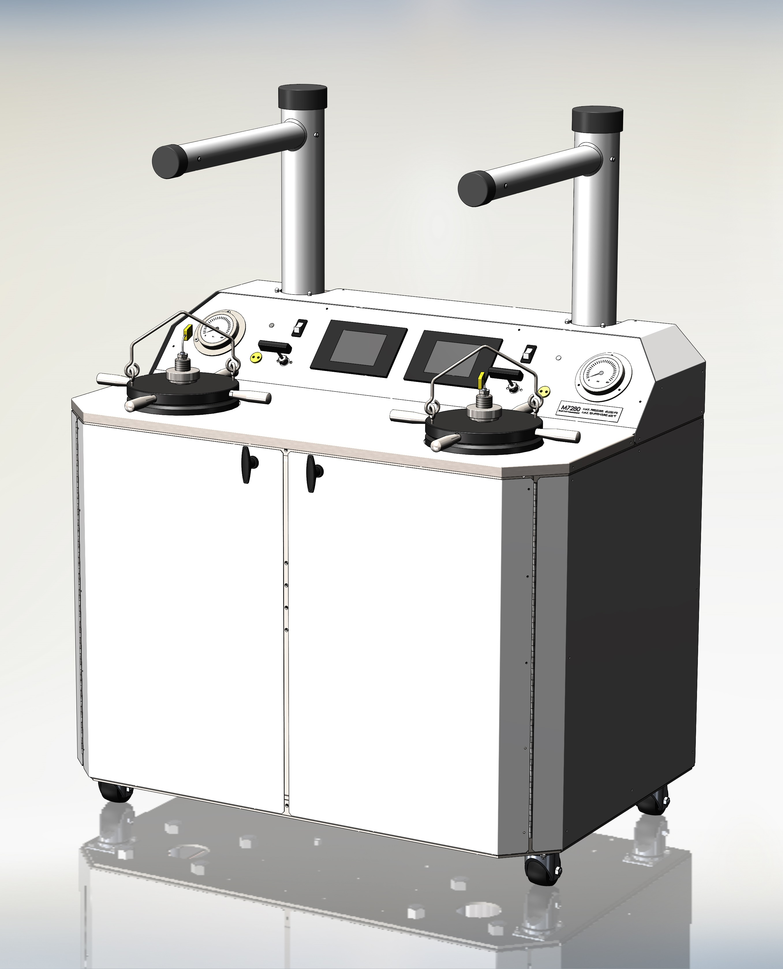 M7280 HPHT Dual Cell Consistometer